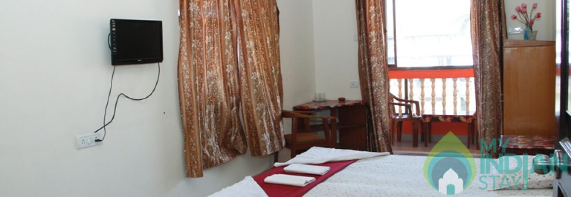 Deluxe Ac Rooms near Calangute beach.