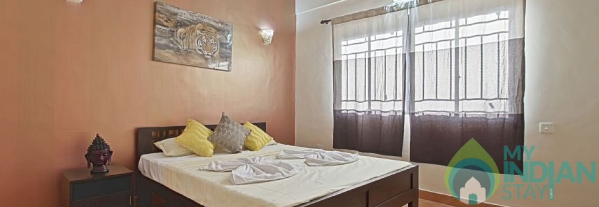 1bhk Villa with fully Equipped Kitchen