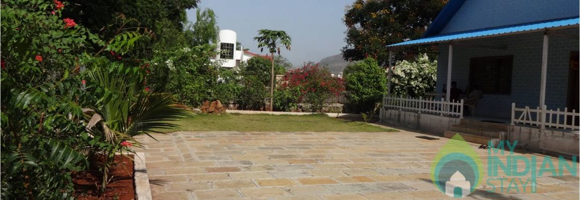 K1 2BHK Bungalow on Rent near MTDC