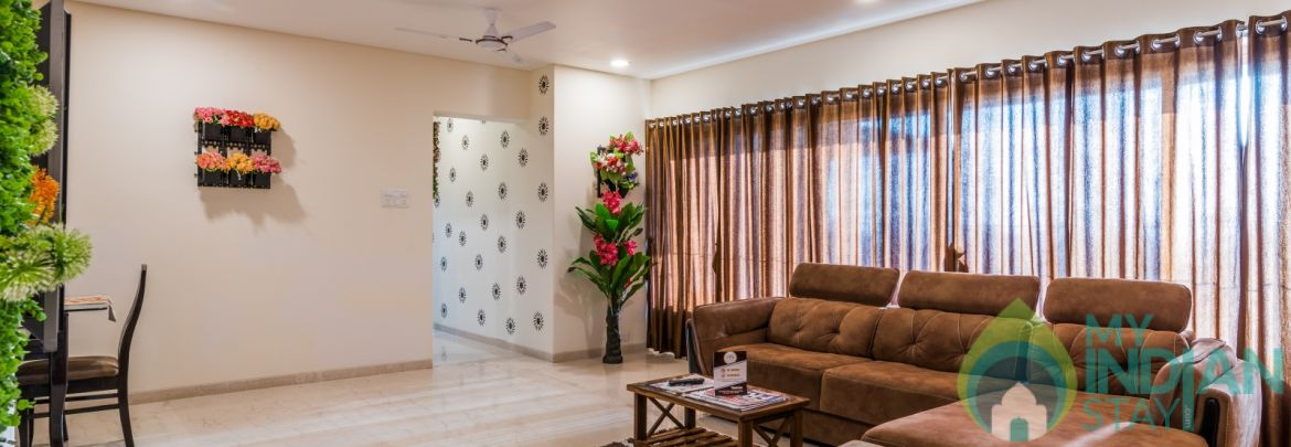 Aromatic-styled suite