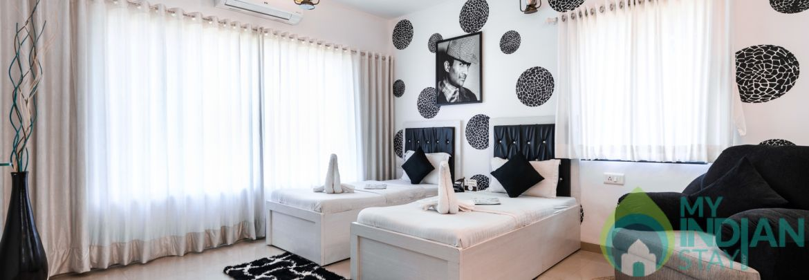Bollywood styled suite