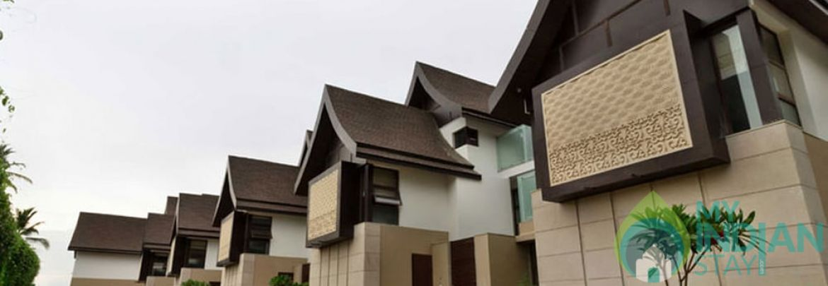 4 Bed room Luxury Villa In Candolim with Pvt Pool