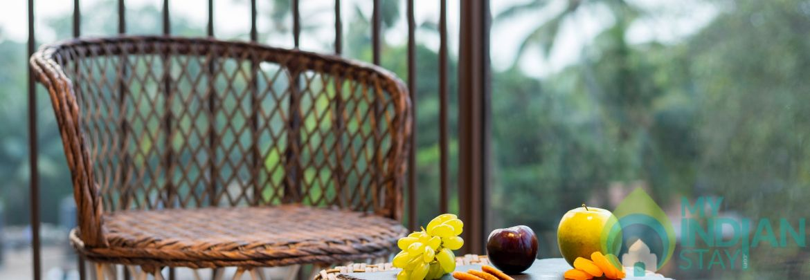 Boutique Suite Room w shared Jacuzzis at Candolim