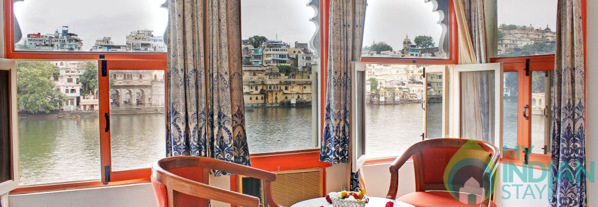Peaceful Stay At The Banks Of Lake Pichola