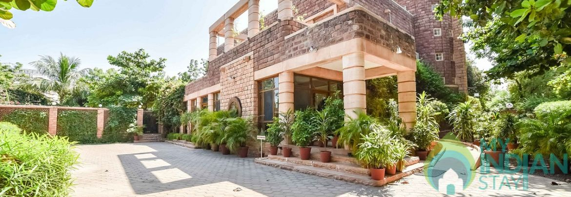 Heritage Stay Near Ratnada Circle, Jodhpur