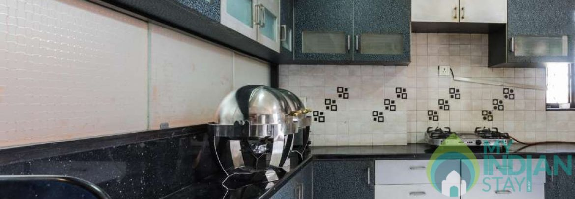 2 Bedroom Apartment in a service Apt in Andheri
