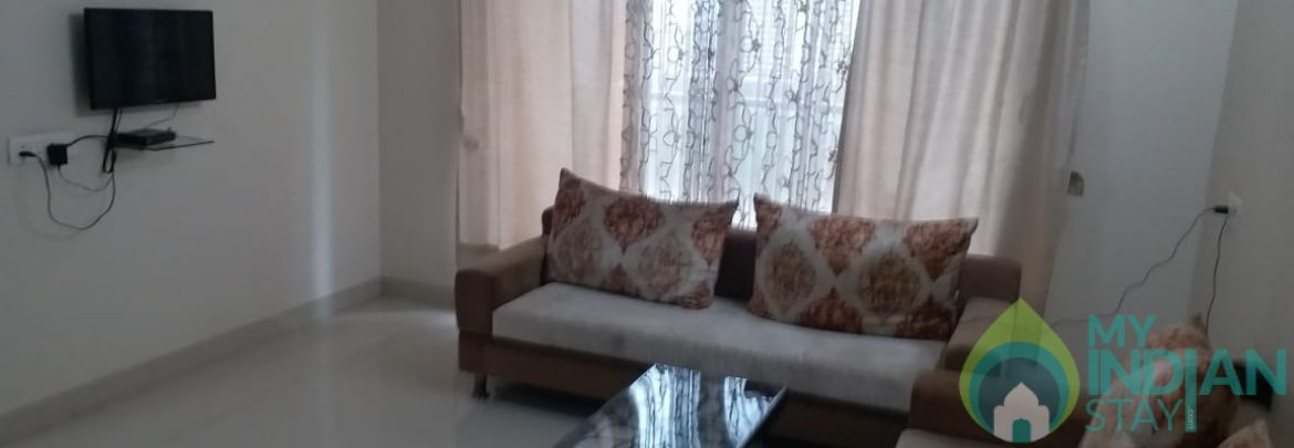 2 Bedroom Apartment in a serrvice Apt in Ghansoli