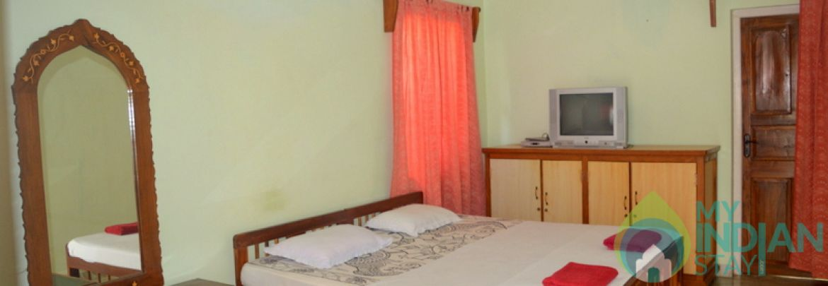 Furnished Deluxe Rooms In Bogmalo, Goa