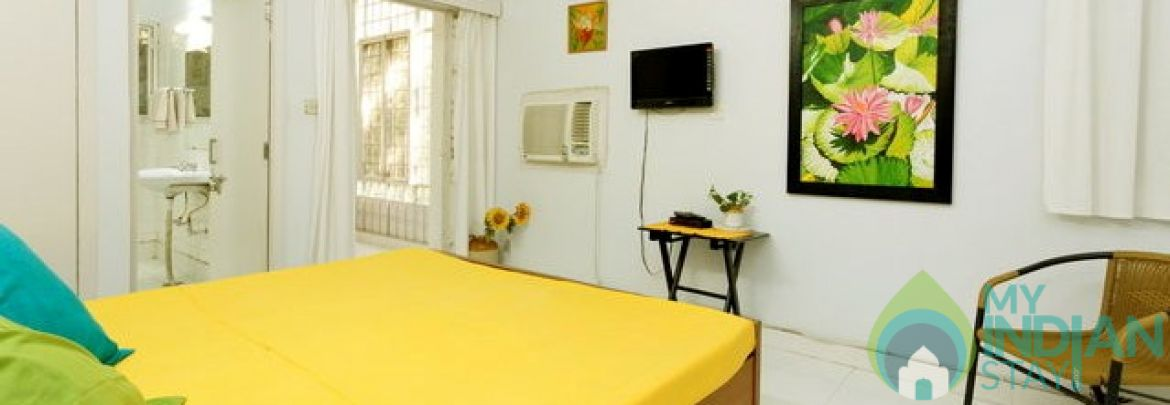 Elegant 2 Bedrooms in a Homestay in New Delhi