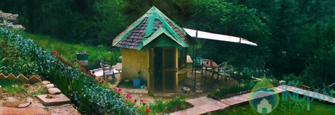 Single Bedroom Cottage In Kasol