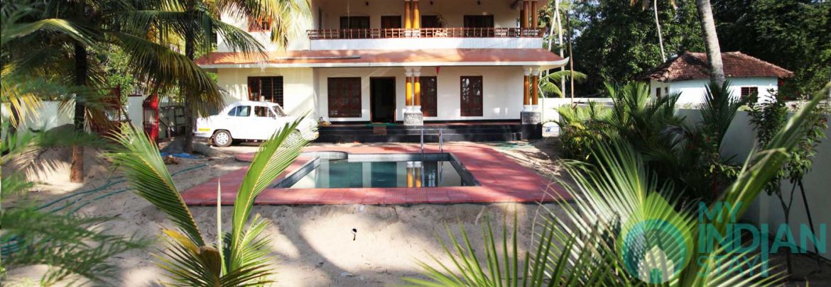Luxurious Homestay in Alleppey