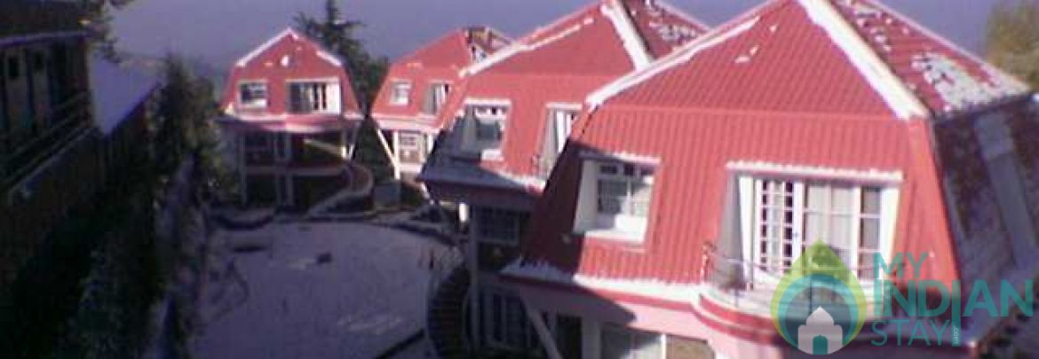 Fully Furnished Cottages in a Resort in  Shimla
