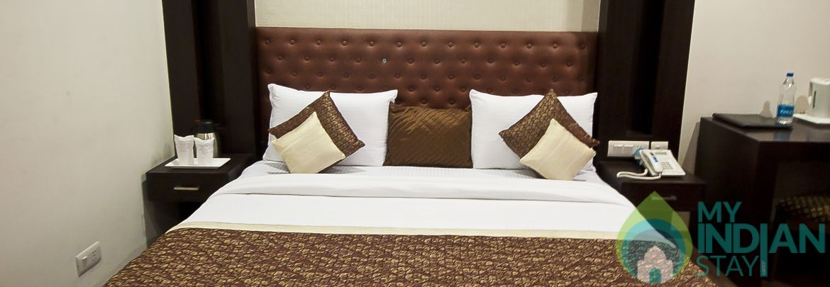 Suite Rooms in a guest house in New Delhi