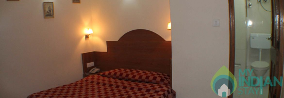 Luxurious Deluxe Room In A Guest House, Shimla
