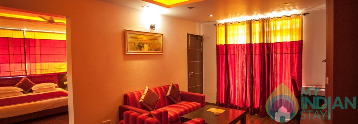 Well Furnished Suite Rooms in a Resort in Shimla