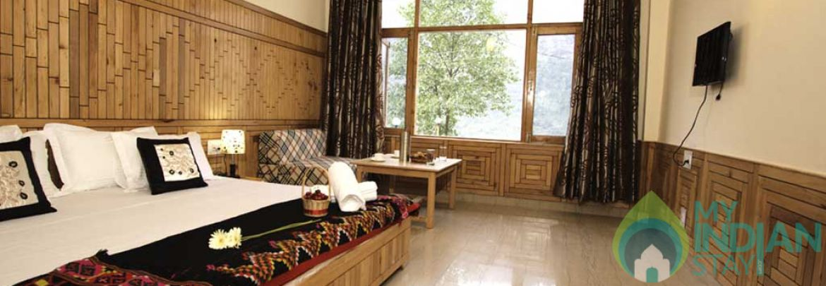 Royal Prince's Suite In Guest House,Manali