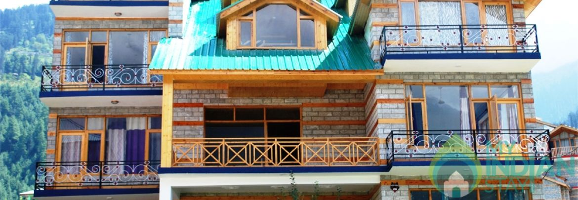 Super Deluxe Rooms In A Cottage In Manali