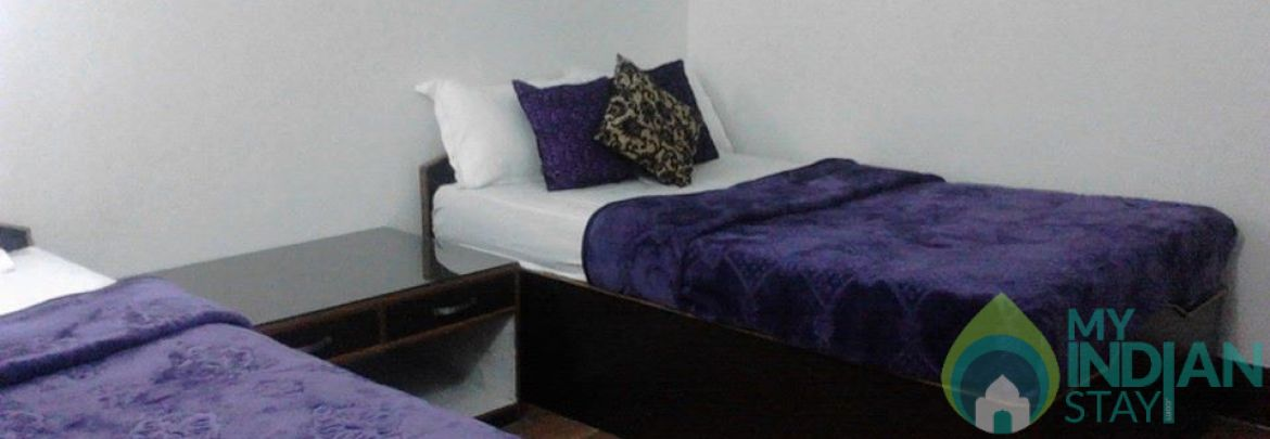 Family Room In A Homestay In Gangtok