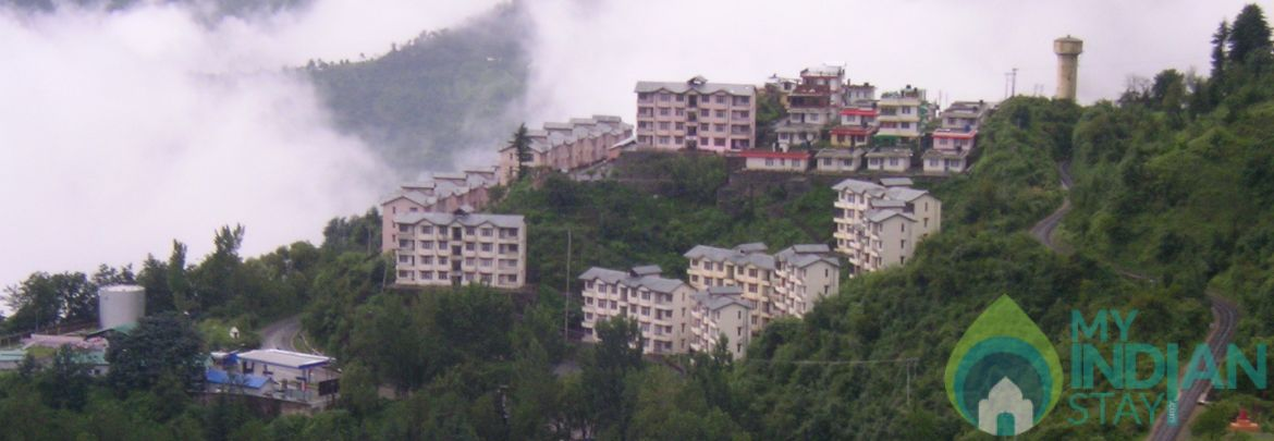 Our apartment near Shimla