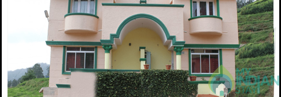 Three Bedroom Cottage In Ooty