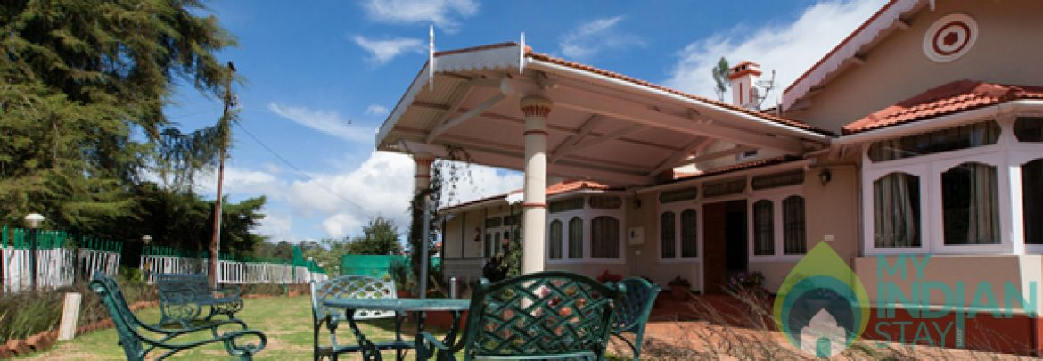 Deluxe Rooms In A Resort In Ooty