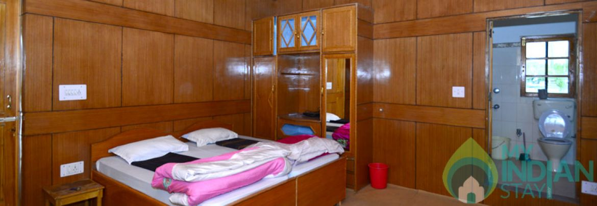 Deluxe Rooms in A Guest House In Leh