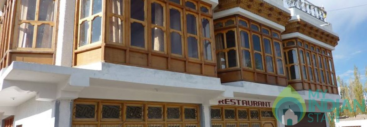Cosy Rooms In Guest House In Leh