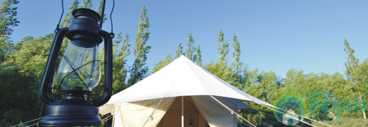 Fantastic Stay In Tents, Leh