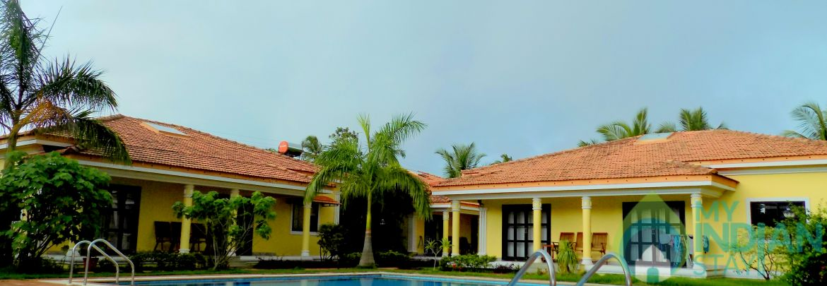 3 BHK Villa With Swimming Pool In Vagator