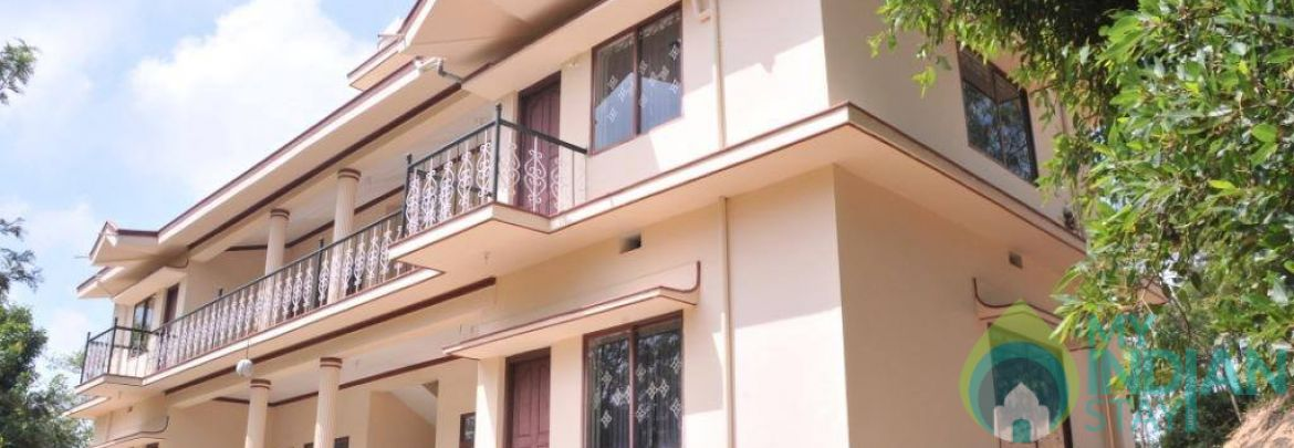 Ideal Family Villa Near Madikeri