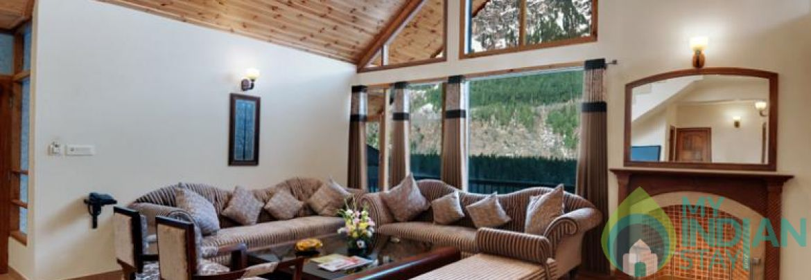 Panaromic Mountain View Stay In Cottage, Manali