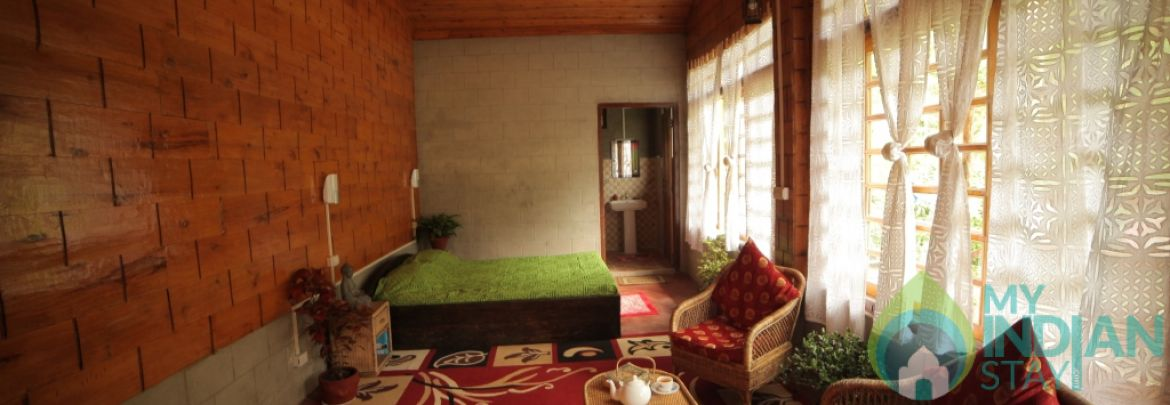 Beautiful Double Occupancy Huts In Darjeeling
