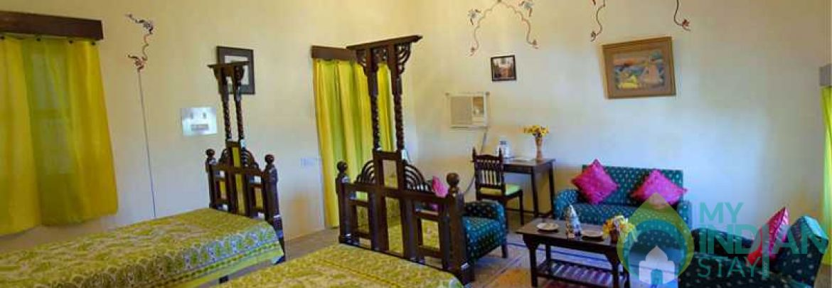 Standard Rooms In Heritage Haveli In Jodhpur