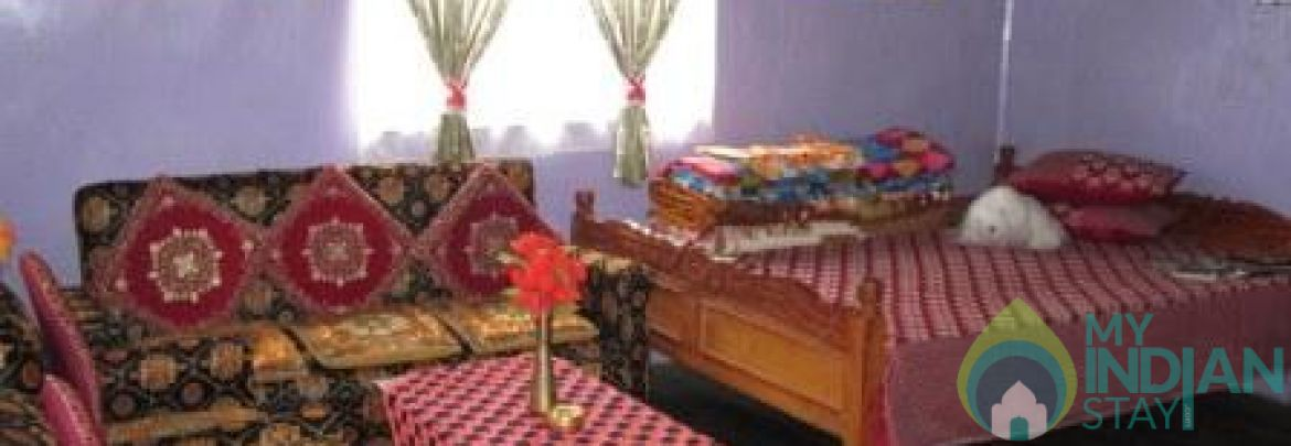 Beautiful Standard Rooms In-JB's-Homestay  In darjeeling