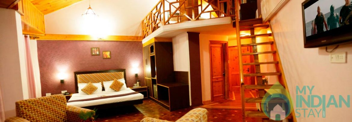 Bright And Spacious Stay In Shimla, HP