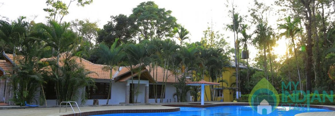 Peaceful Place To Stay In Suntikoppa, Karnataka�