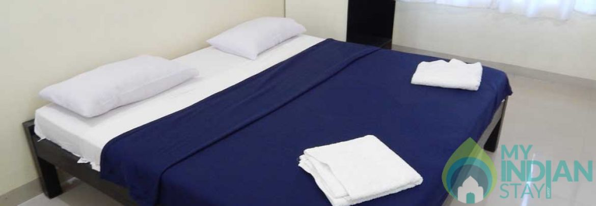 Double Occupancy Rooms only accomodation