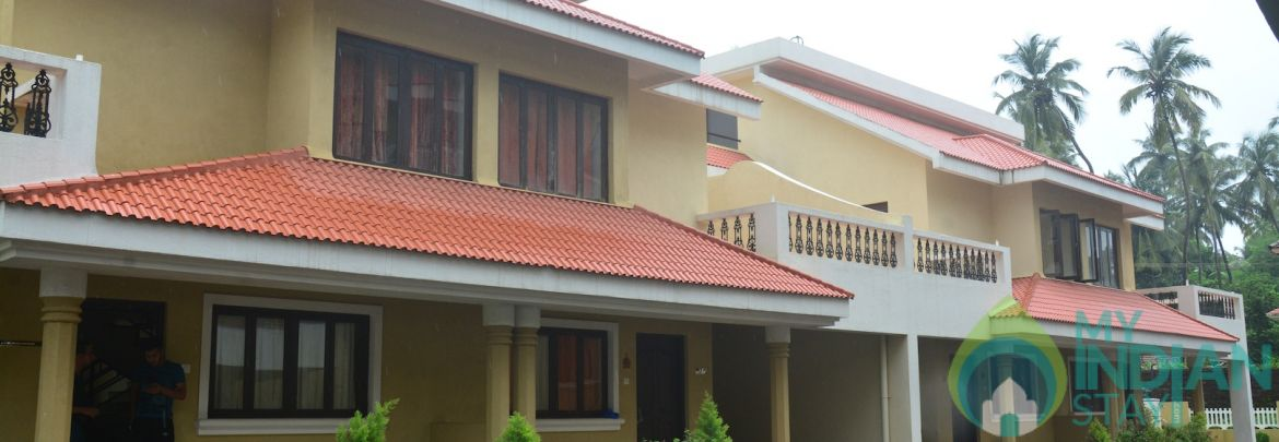 Luxurious 3 Bedroom House in Arpora, Goa