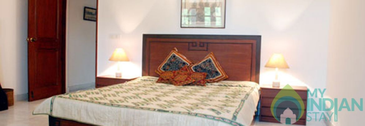 Single Room Accommodation In the Villa.