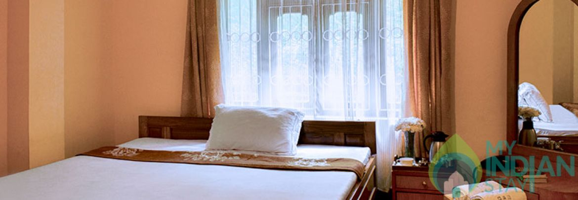 Standard Rooms with Breakfast Only , East Sikkim