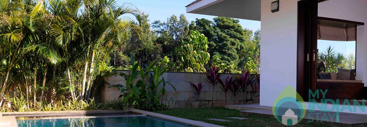 Villa With Pool In Chikmagalur, Karnataka
