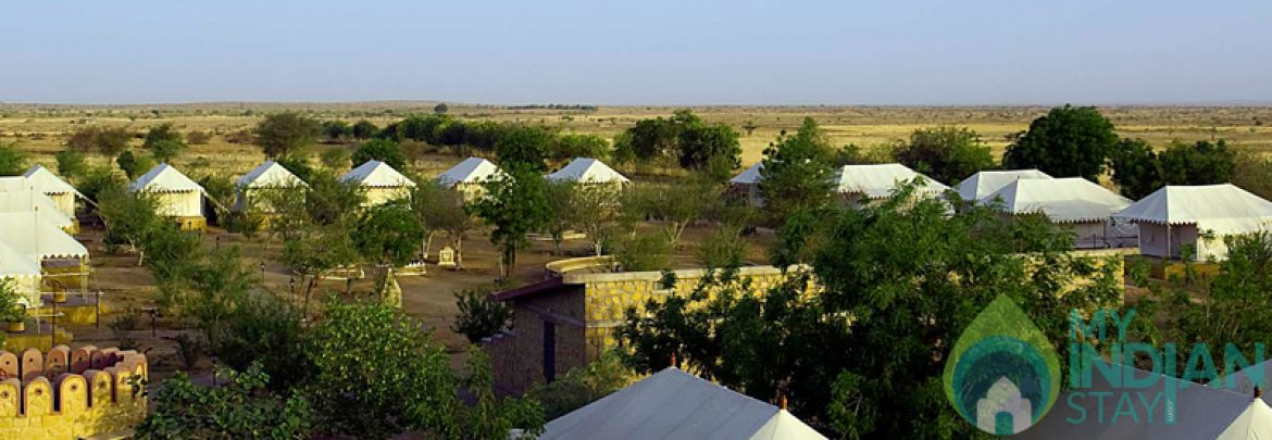 Standard Tents 2N/3D Package Stay In Jaisalmer