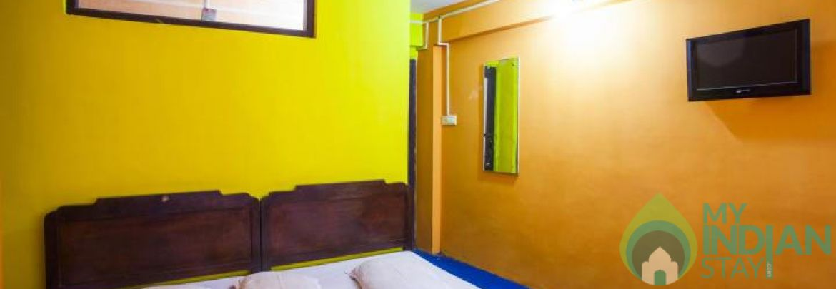 Double Bed Stay In Darjeeling