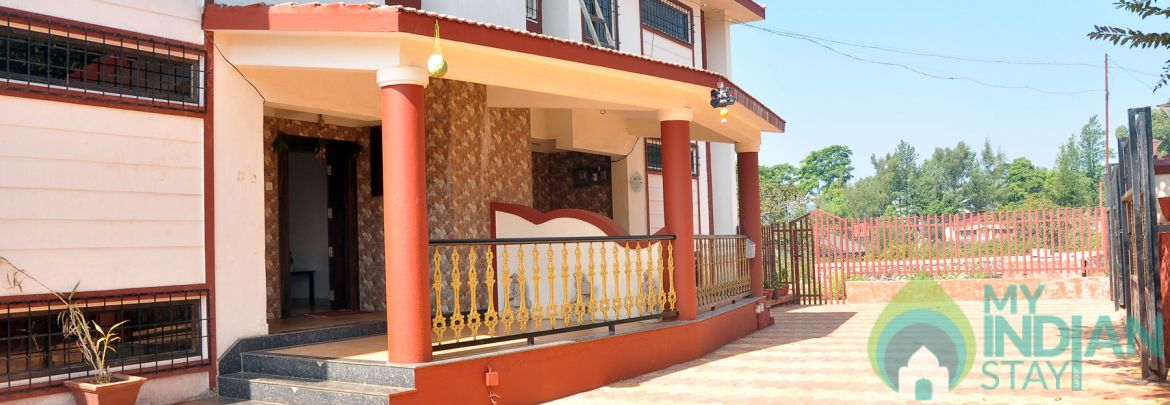 Beautiful 3BHK Villa Stay In Mahabaleshwar, MH