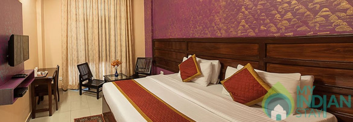 Deluxe Rooms In Jaipur
