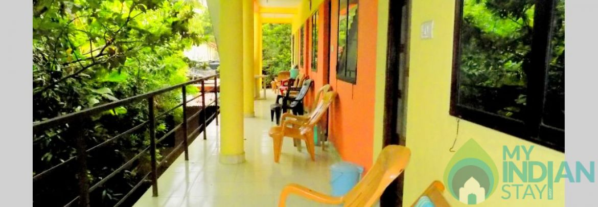 Superior Non AC with Accommodation only in Anjuna