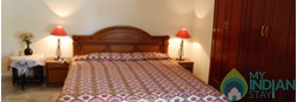 Comfortable And Luxurious Premium AC Rooms In Guest House,Jaipur