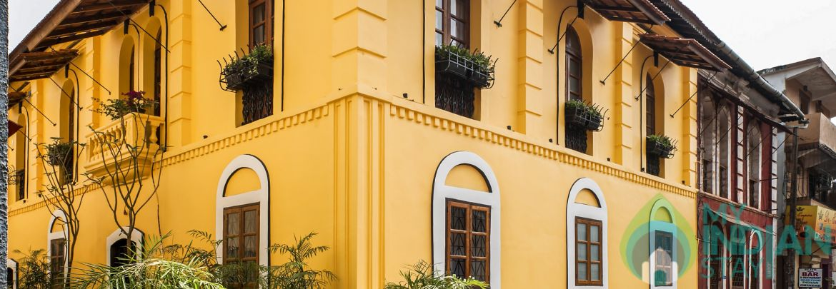 Boutique stay in the heart of Panjim