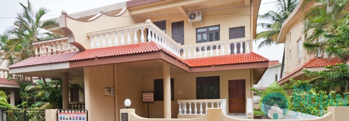 Phase 7 - 3BHK Villa Stay In Candolim, Goa