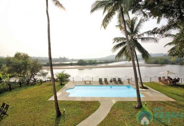 4 Luxuriously Bedroom Villa in  Candolim